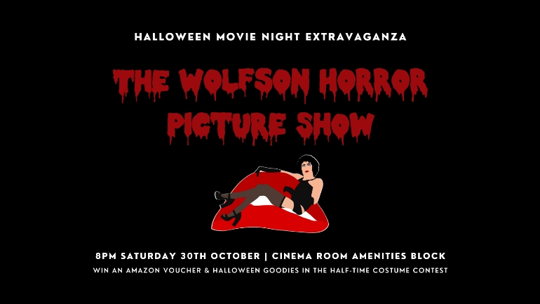 Wolfson Horror Picture Show