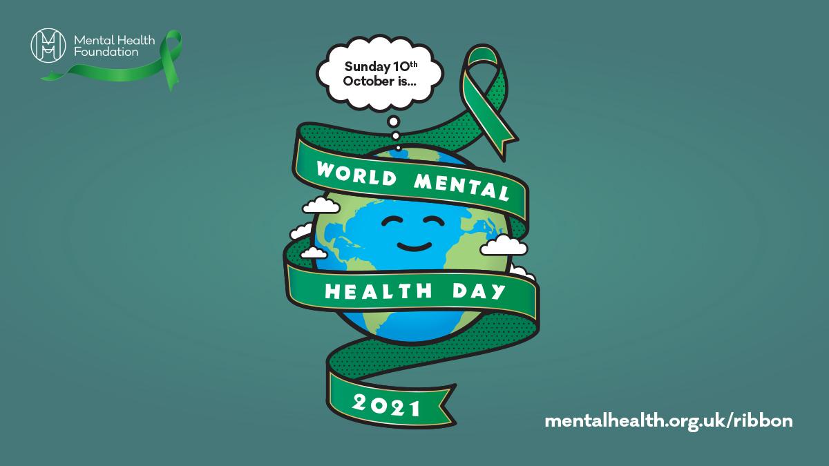World Mental health Day logo
