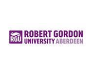 Robert Gordon University Aberdeen logo