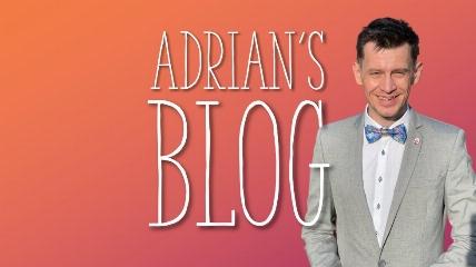 A photo of Adrian Clark