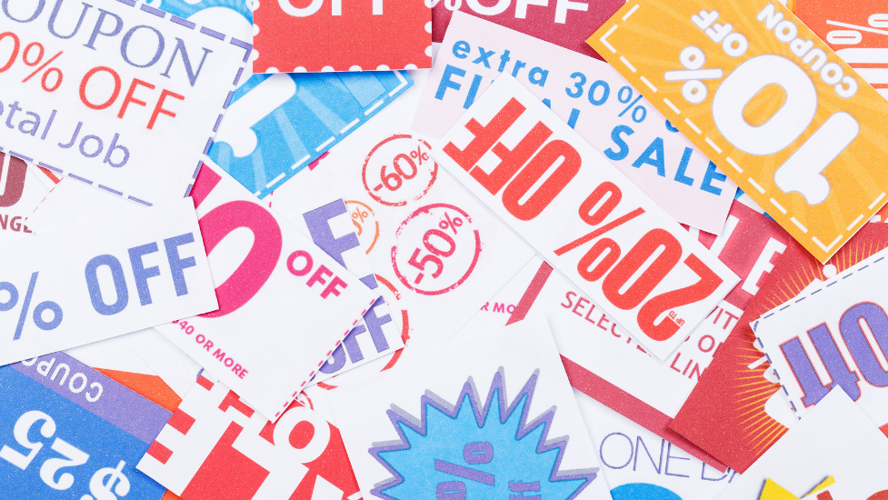 multiple discounts vouchers